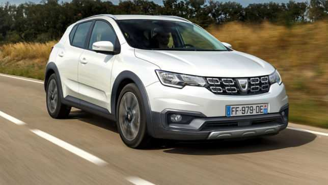 29 The 2019 Dacia Sandero Stepway Price Design And Review