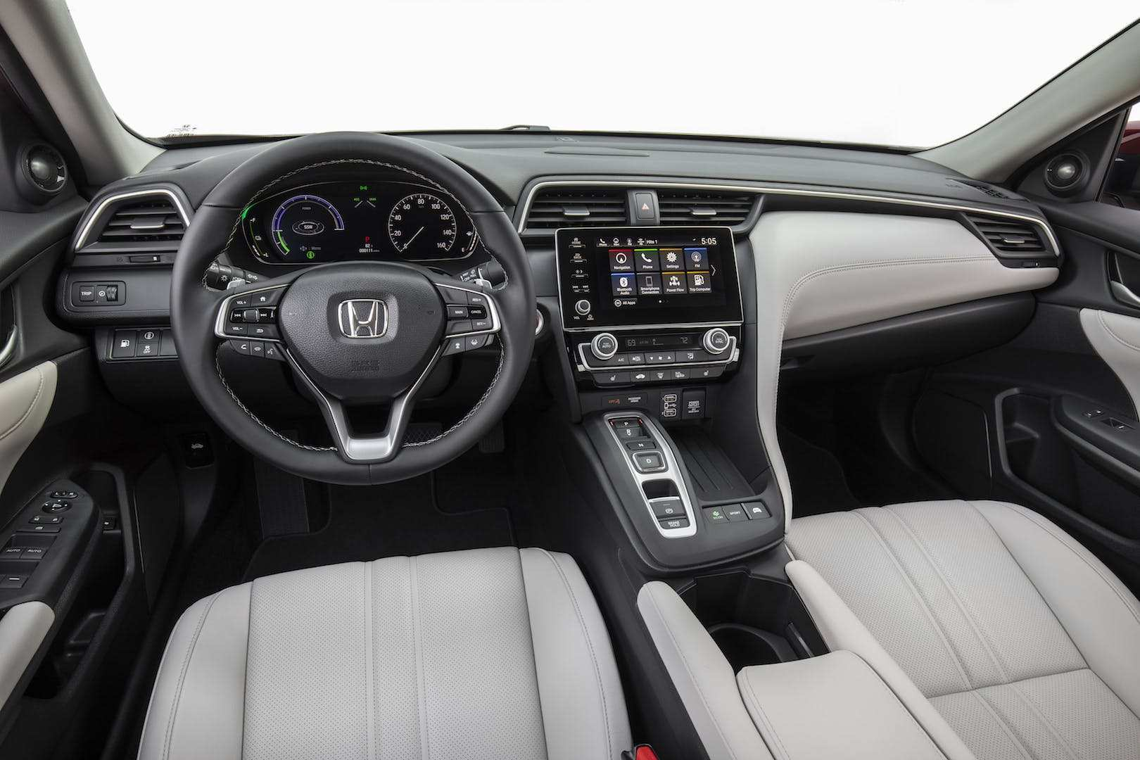 29 The 2019 Honda Insight Hybrid Concept And Review