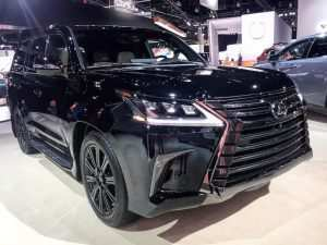29 The 2019 Lexus Lx Release Date and Concept