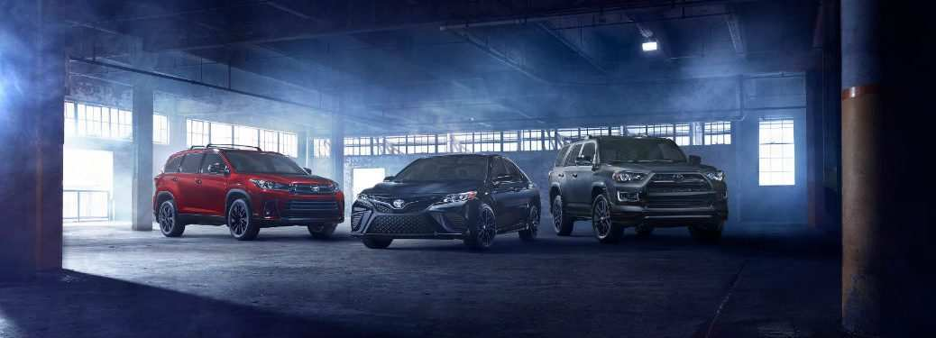 29 The 2019 Toyota Lineup Release