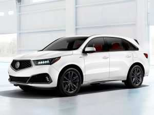 29 The 2020 Acura Rdx V6 Turbo Specs and Review