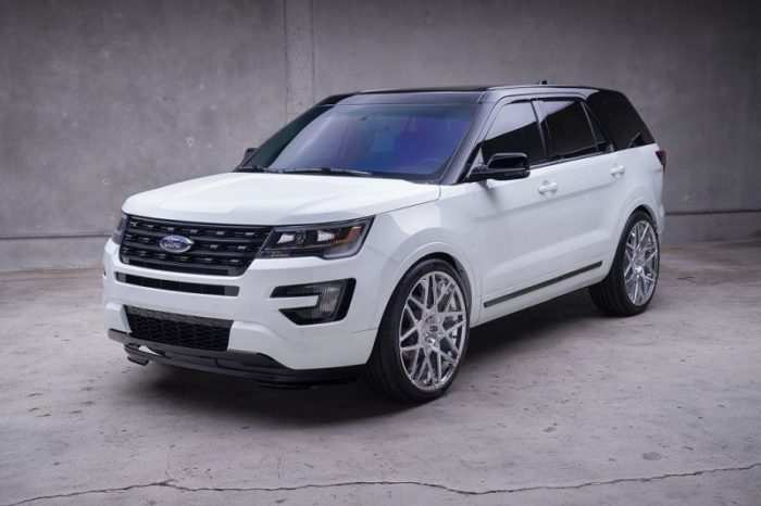 29 The 2020 Ford Expedition Configurations