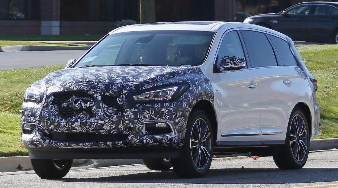 29 The 2020 Infiniti Qx60 Release Date Prices