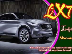29 The 2020 Infiniti Qx70 Redesign Style