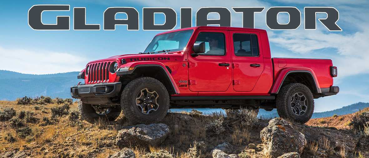 29 The 2020 Jeep Gladiator Color Options New Concept