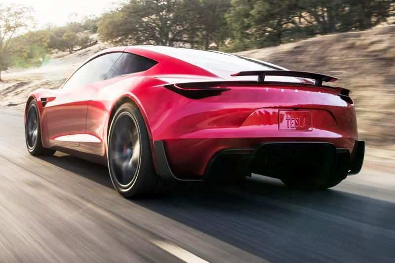 29 The 2020 Tesla Roadster Charge Time Style