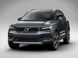 29 The 2020 Volvo Xc40 Plug In Hybrid Wallpaper