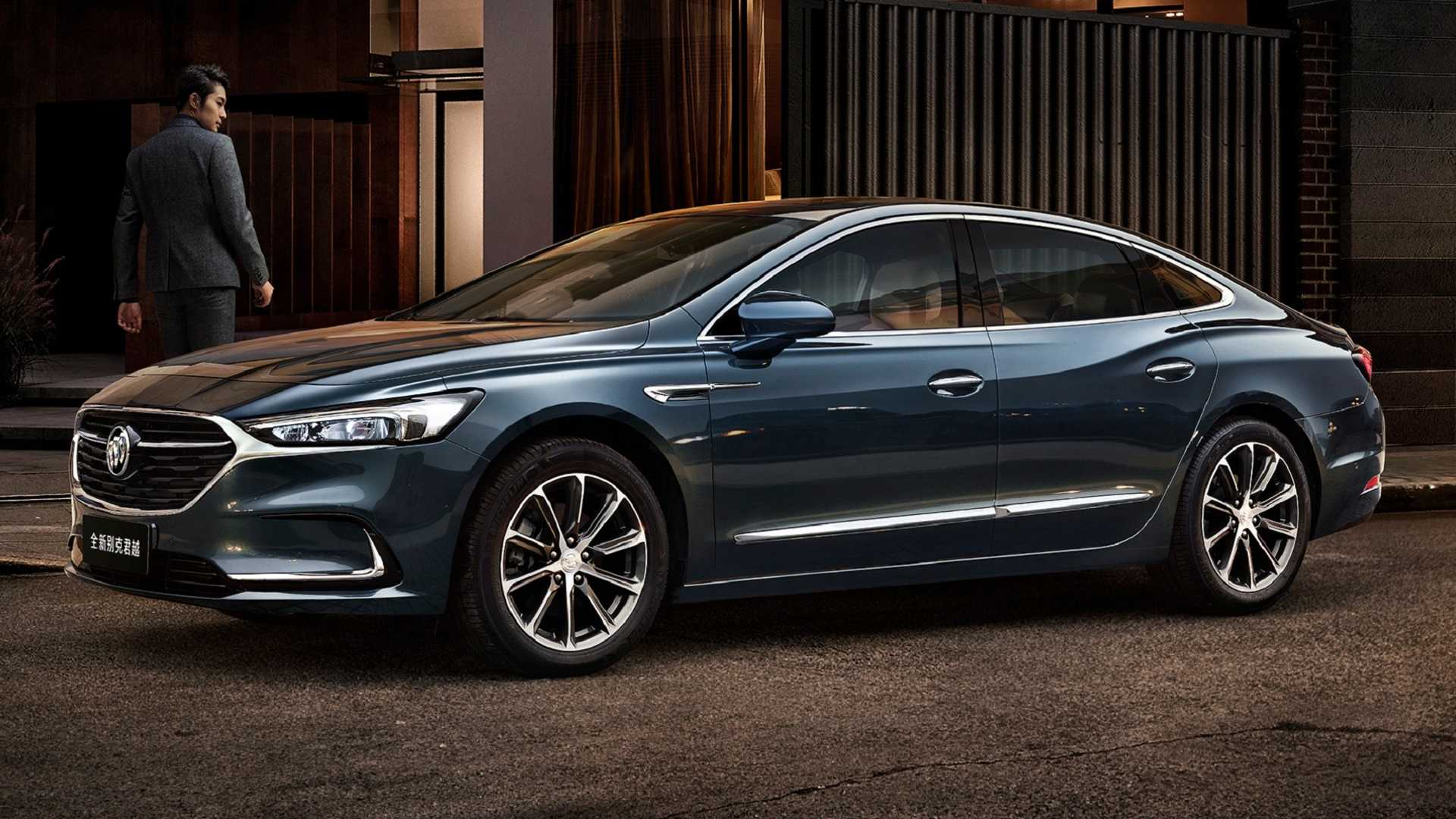 29 The Best 2020 Buick Lacrosse New Model And Performance