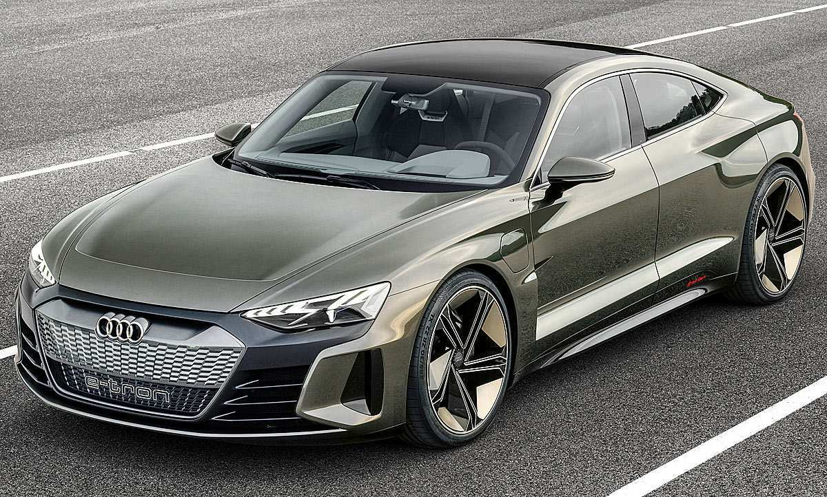 29 The Best Audi E Tron 2020 Spesification