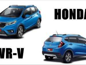 29 The Best Honda Wrv 2020 Specs and Review