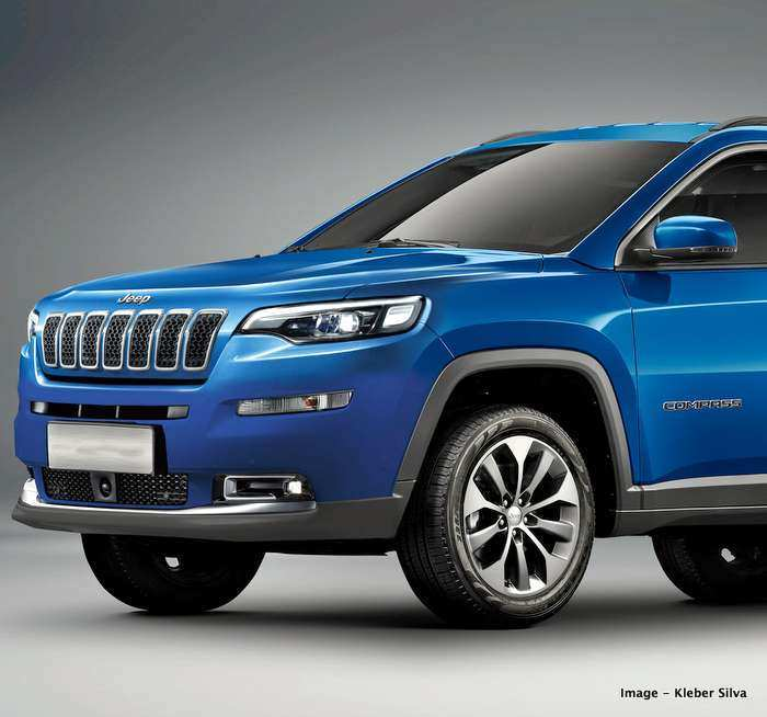 29 The Best Jeep Compass Facelift 2020 Release Date