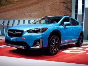 29 The Best Subaru Electric Car 2019 Review and Release date