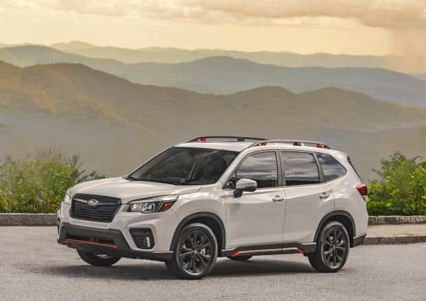 29 The Best Subaru Forester 2020 Release Date Redesign And Concept