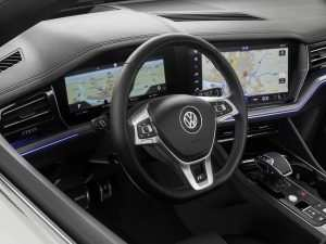 29 The Best Vw Touareg 2019 Interior New Model and Performance