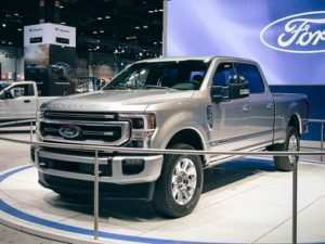 29 The Ford Heavy Duty 2020 Performance and New Engine