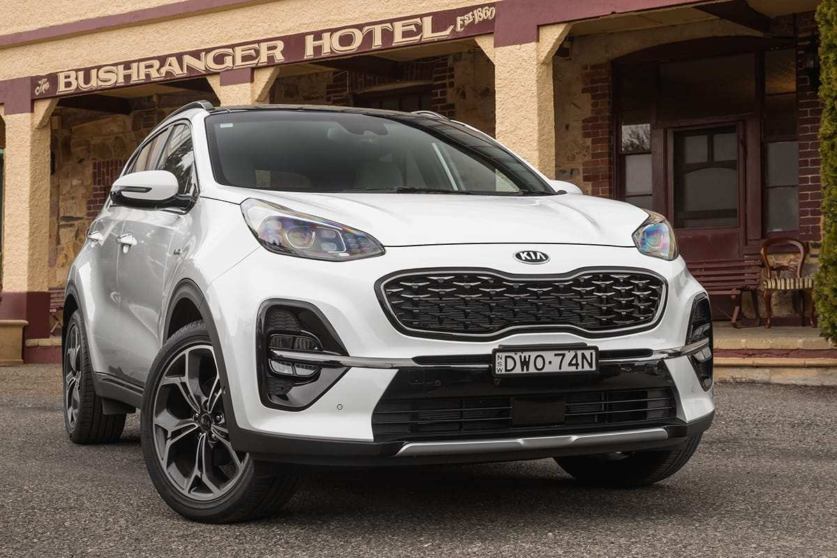 29 The Kia Sportage Gt Line 2019 Redesign And Concept