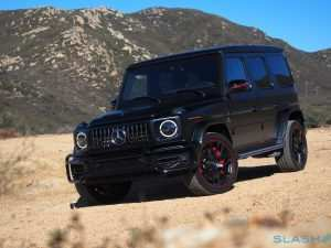 29 The Mercedes 2019 G Wagon Photos