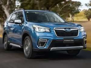 Subaru Forester 2019 Gas Mileage