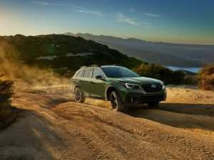 29 The Subaru Usa 2020 Outback Review and Release date