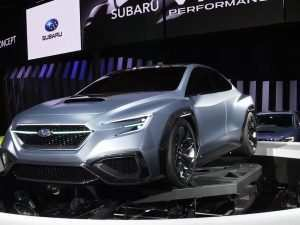 29 The Subaru Wrx Sti 2020 Engine Price and Release date