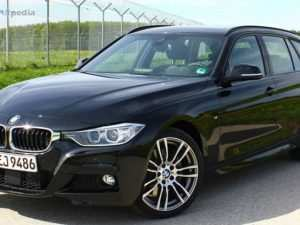 30 A 2019 Bmw F31 New Review