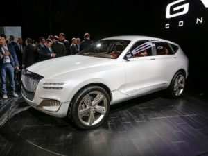 30 A 2019 Genesis Suv Images