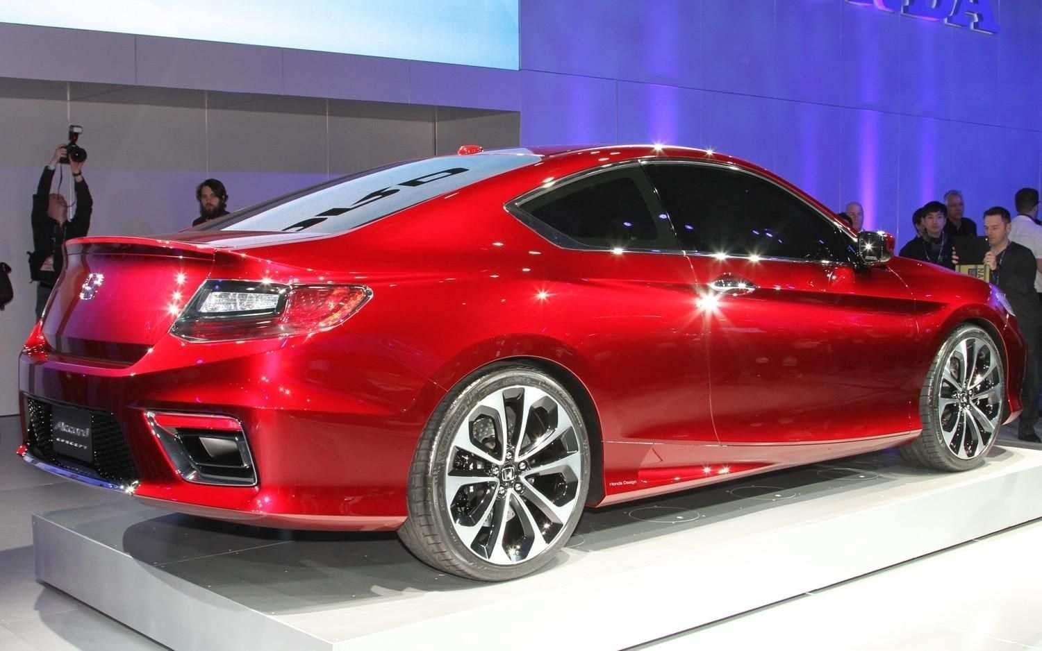 30 A 2019 Honda Accord Coupe Release Date Concept