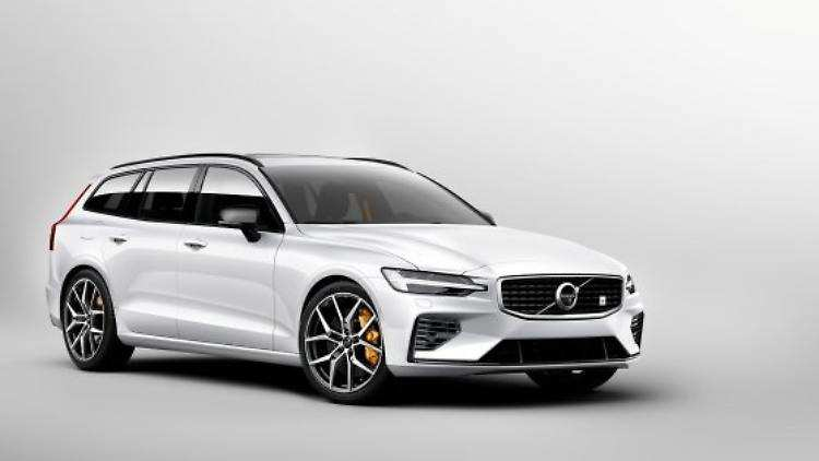 30 A 2019 Volvo S60 Polestar Redesign And Concept