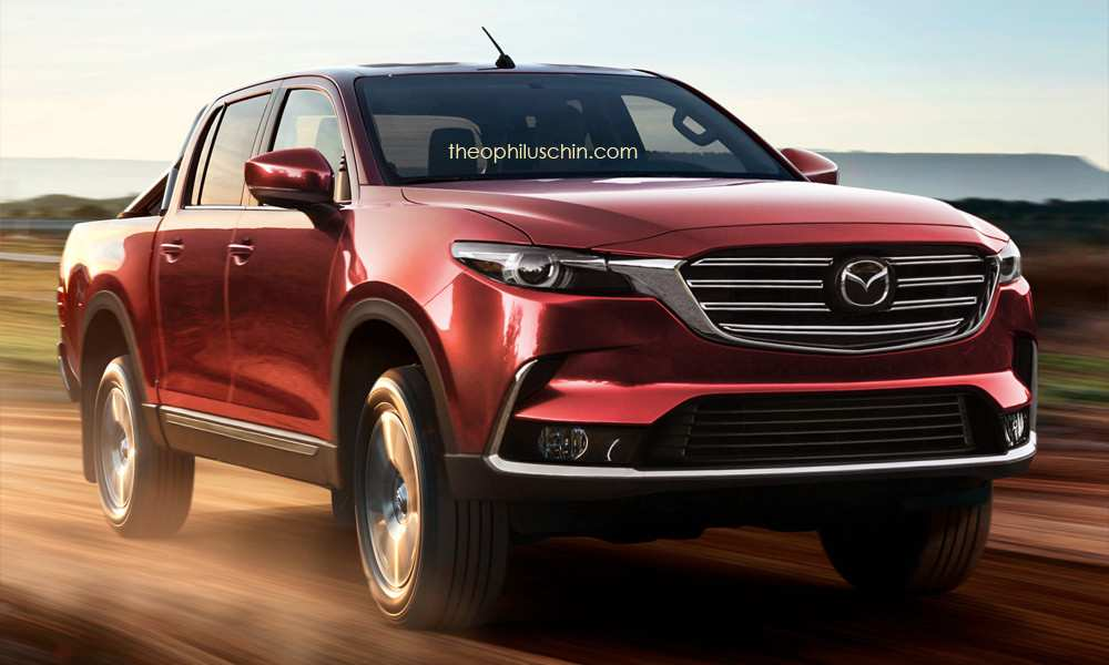 30 A All New Mazda Bt 50 2020 Performance And New Engine