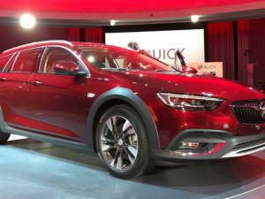 30 A Buick Tourx 2020 Speed Test