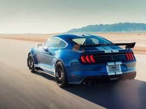 30 A Ford Mustang Gt500 Shelby 2020 Specs and Review