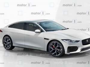 30 A Jaguar Xf New Model 2020 Wallpaper