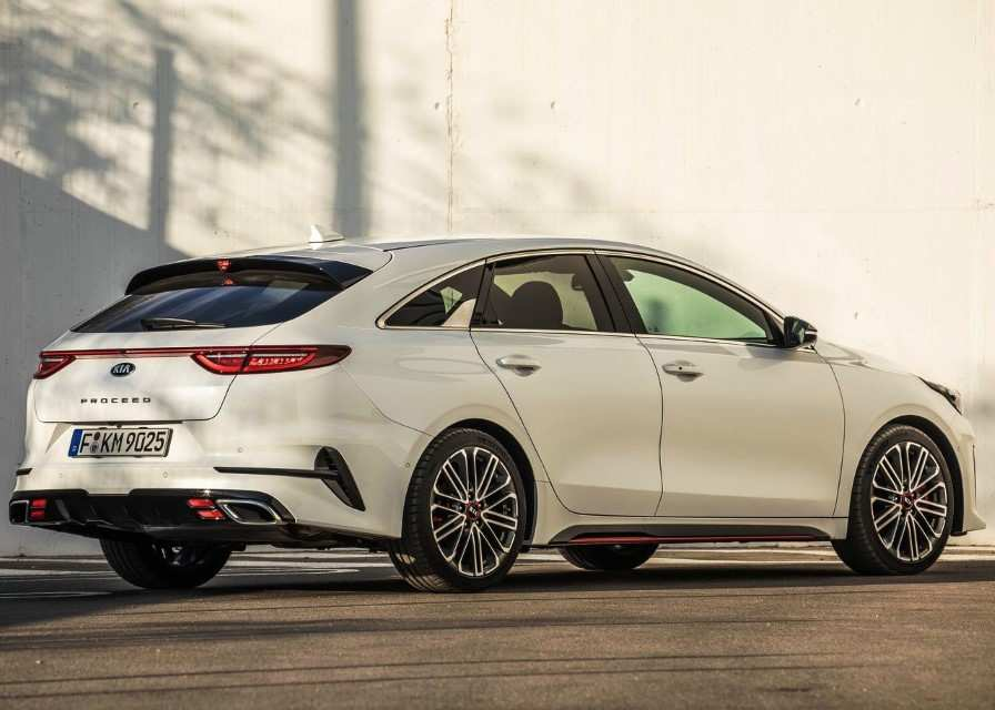30 A Kia Proceed 2020 Review And Release Date