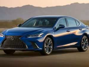 30 A Lexus 2019 F Sport Wallpaper