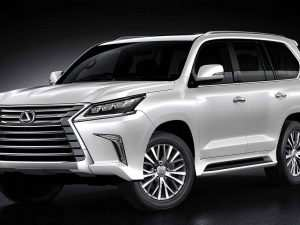 30 A Lexus Lx 2020 Performance