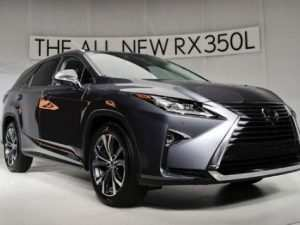 30 A Lexus Rx 350 F Sport 2020 New Model and Performance