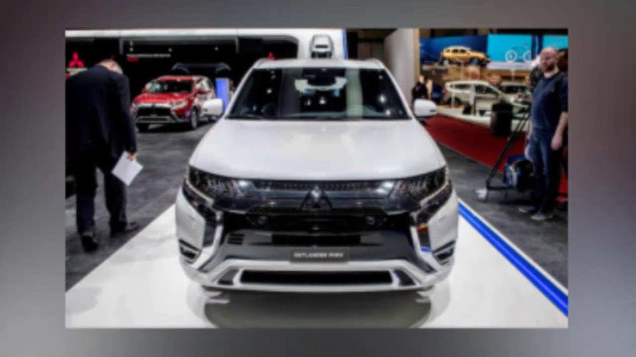 30 A Mitsubishi Outlander Gt 2020 Price And Release Date