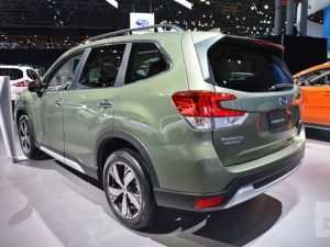 30 A Subaru Forester 2019 Ground Clearance New Review