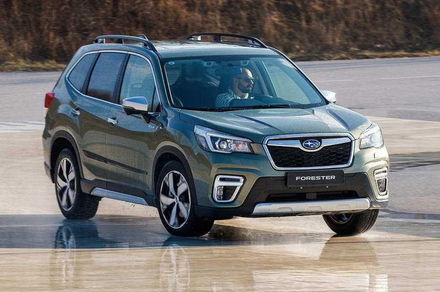 30 A Subaru Forester 2019 Hybrid Exterior And Interior