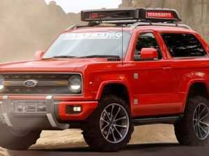 30 All New 2019 Ford Bronco Pictures Spesification