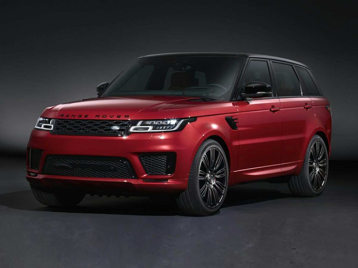30 All New 2019 Land Rover Range Rover Sport Engine