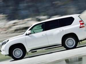 30 All New 2019 Toyota Land Cruiser Redesign Picture