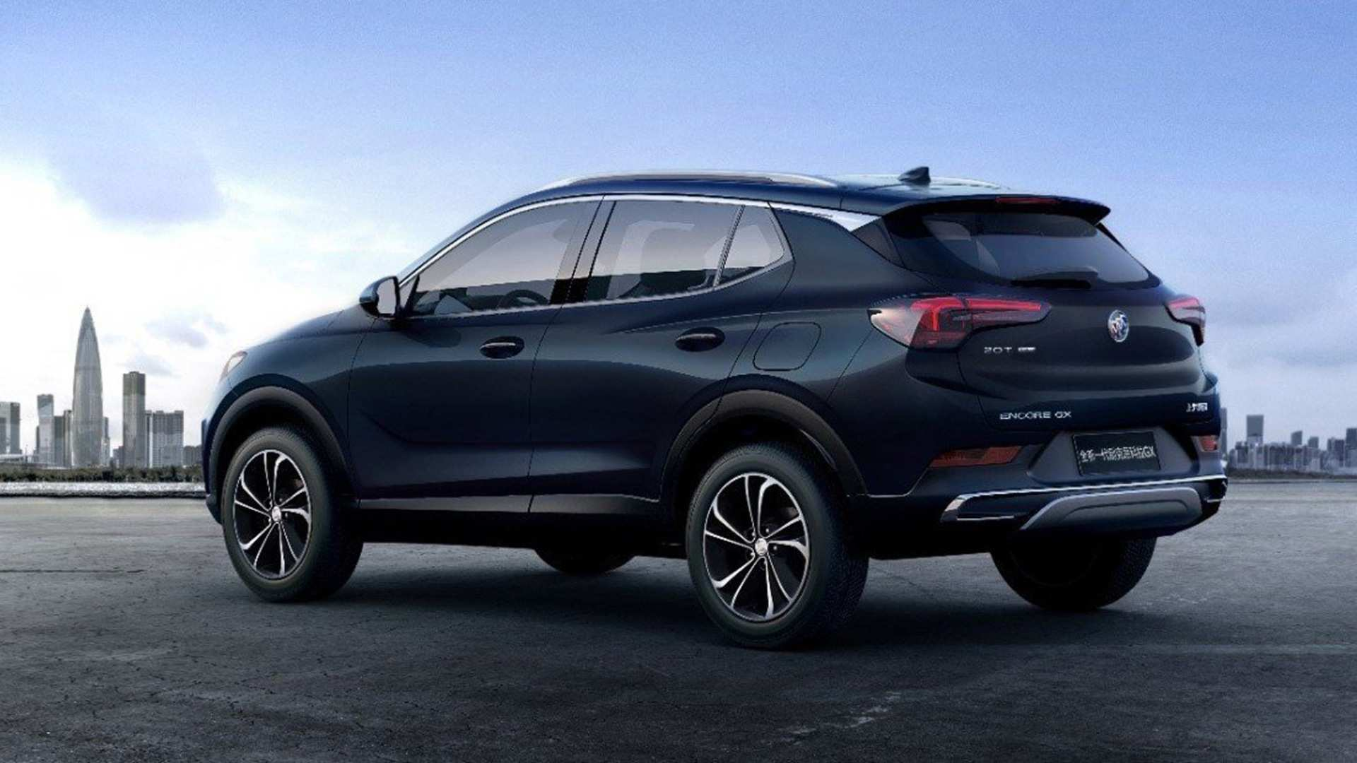 30 All New 2020 Buick Encore Reveal Concept