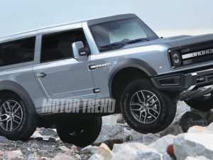 30 All New 2020 Ford Bronco Redesign and Review