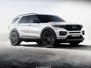 2020 Ford Explorer Job 1