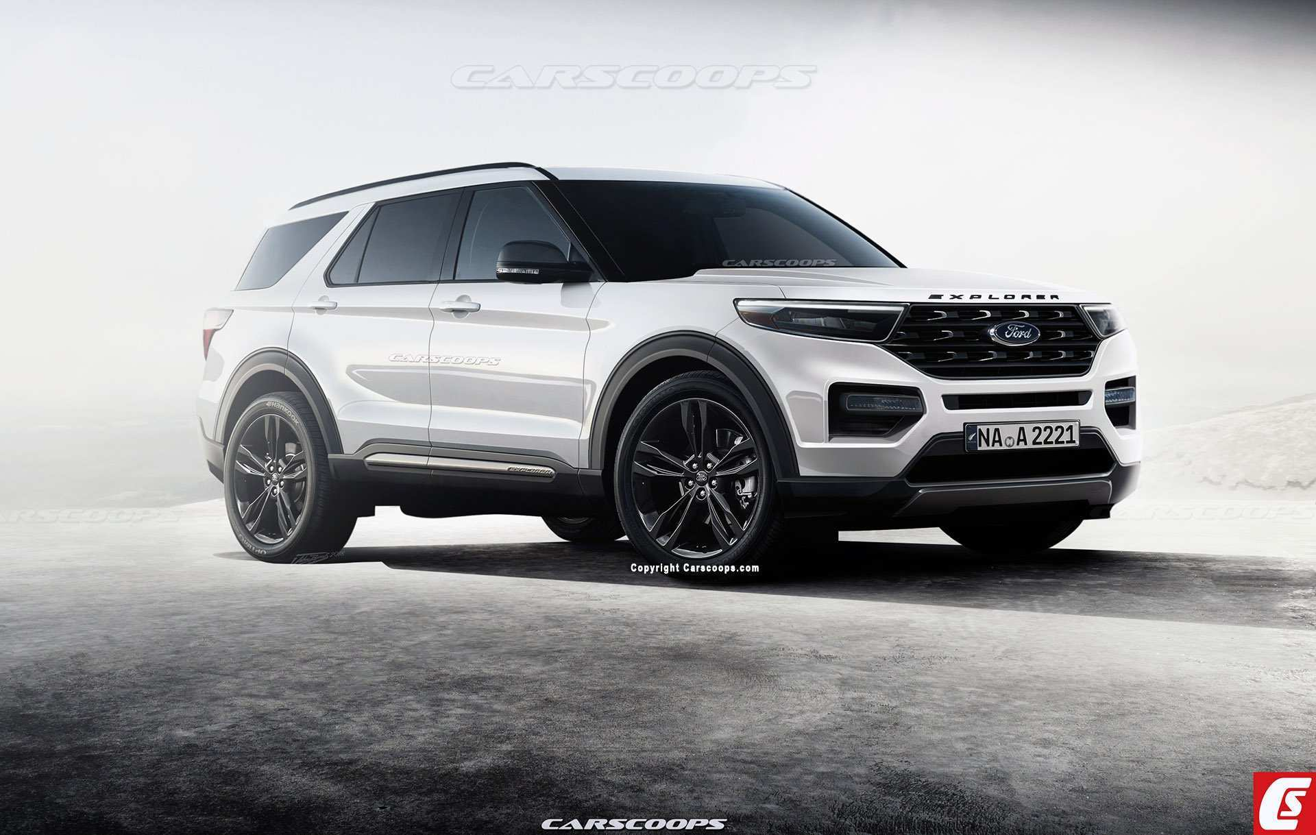 30 All New 2020 Ford Explorer Job 1 Performance