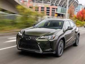 30 All New 2020 Lexus Ux Hybrid First Drive
