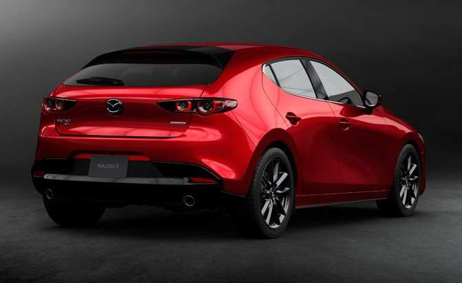 30 All New 2020 Mazda 3 Hatchback Exterior And Interior