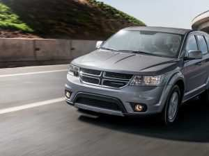30 All New Dodge Journey 2020 Colombia Model