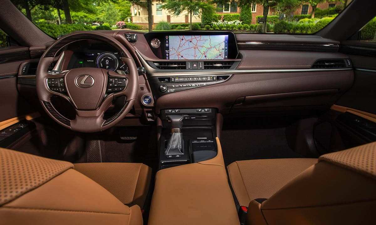 30 All New Lexus 2019 Es Interior Ratings